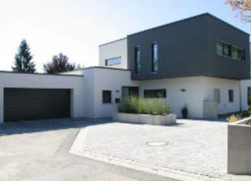 Wohnhaus Ostertag, Wassermungenau