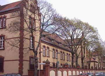 Kasernengebäude in Hameln